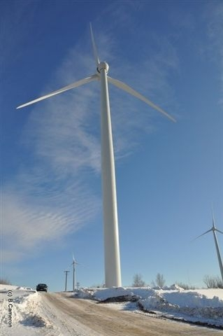 Uilk Wind Farm| Horizon Legacy |  Minnesota, USA
